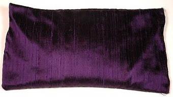 Large Silk Eye Pillow