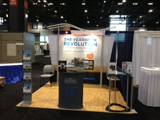 Trade Show Flooring - SoftWood