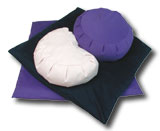 Zafu Pillows and Zabuton Mats