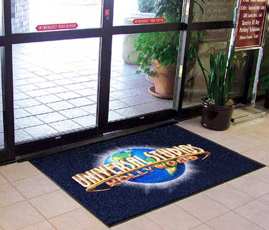 ... Custom Logo Entrance Mats