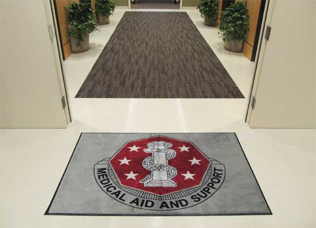 Bon Custom Logo Entrance Mats, Custom Logo Entrance Mats ...