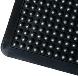 Bubble Flex Fatigue Mat Surface