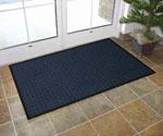 Luxury entrance mat