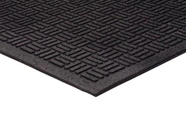 outdoor door mat recycled rubber mat
