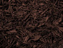 Shredded Rubber Mulch - Earthtone