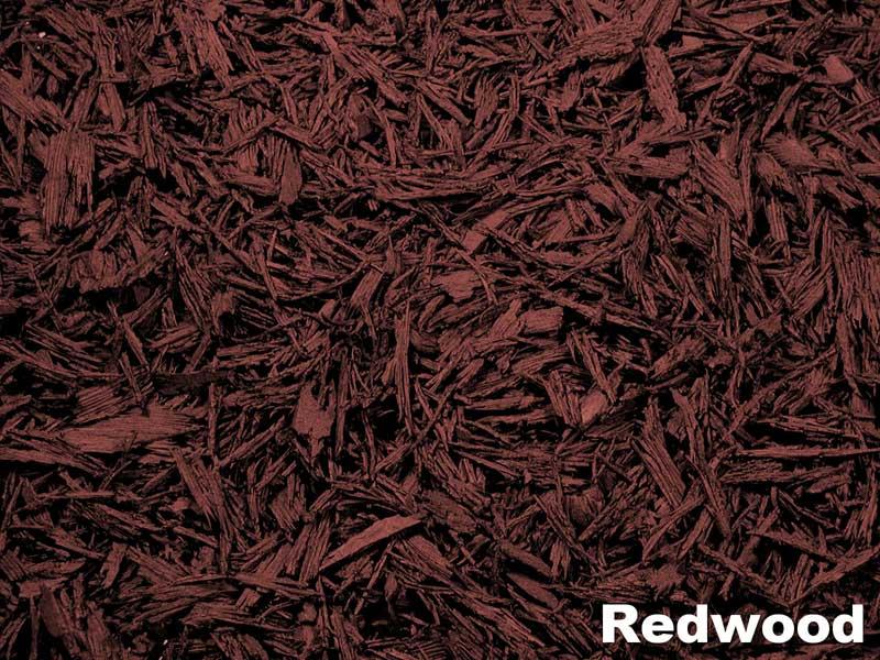 Landscape Shredded Rubber Mulch