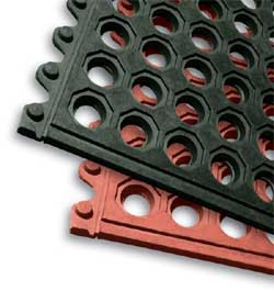 Drainage Mats - Grease Proof and Grease Resistant