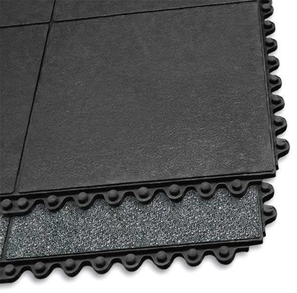 Performa Sd Solid Top Rubber Drainage Mat Raised Amp Non Slip