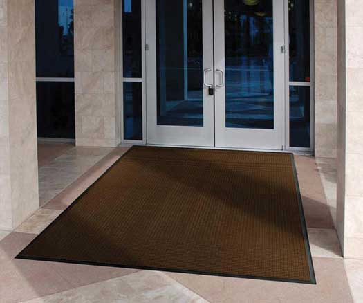 Rubber Entry Mats For Office Or Home That Absorb Water