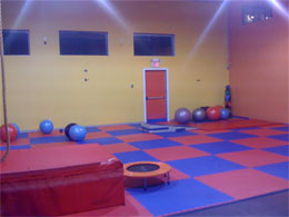 EVA Foam Exercise Flooring - Thick Interlocking Foam Mats