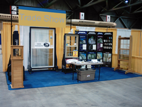 Softfloor Anti Fatigue Tradeshow Booth Flooring