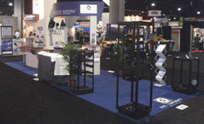 Trade Show Booth Flooring In Foam Wood Carpet Or Rubber
