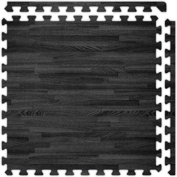 Black Playroom Flooring