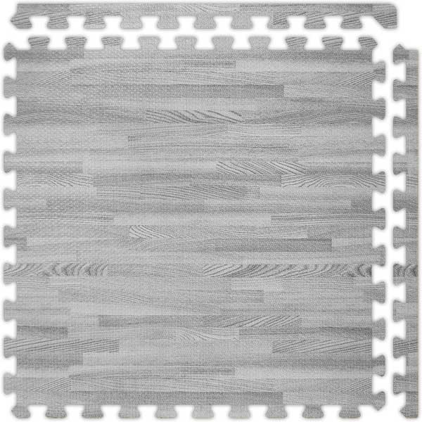Good Gray Wood Flooring Tiles