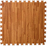 Wood Laminate Interlocking Tiles