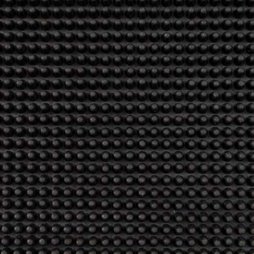 Rubber Mat Texture / Fingers. Black