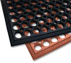 Rubber Mats - Grease Resistant and Grease Proof