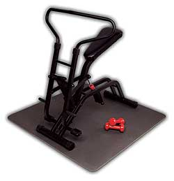 Exercise Equipment Pad