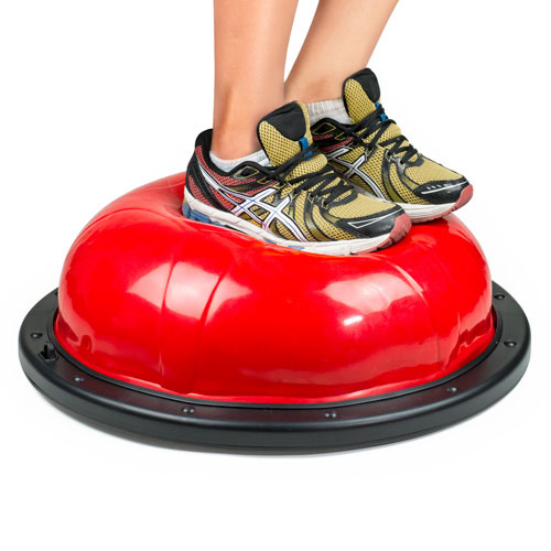 Balance Trainer And Core Strengthening Step Ball