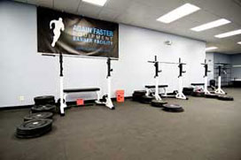 Weight Room Flooring - Rubber Exercise Flooring