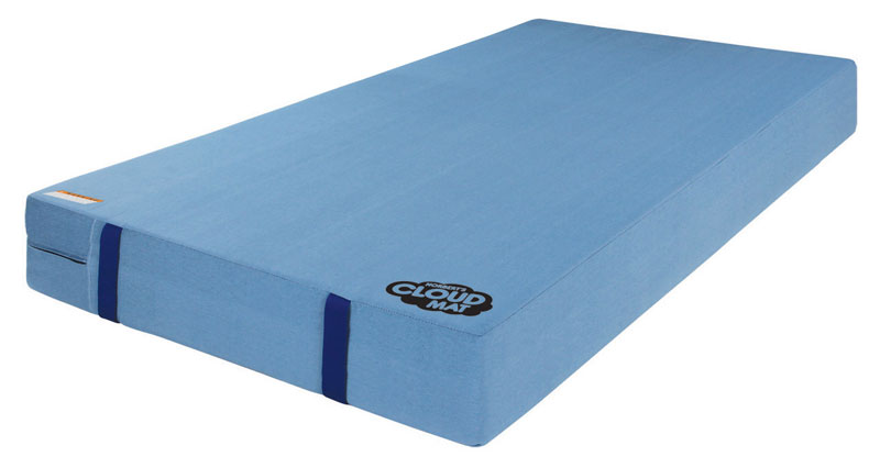 protection panel gymnastic cell offers ild gymnastics mats optimal intermediate level foam constructed of thick folding folds high open sections mat pin den into