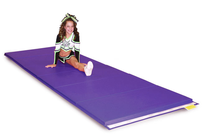 gymnastics mats folding thick x mat panel gym gymnastic