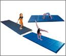 Panel Mats For Gymnastics and Cheer