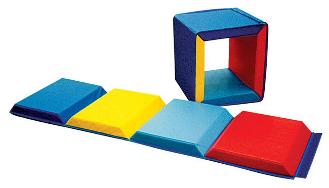 Fun Cube For Kids Obstacle Courses At Kids Gyms