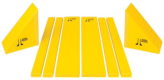 Foam Goal Post Set