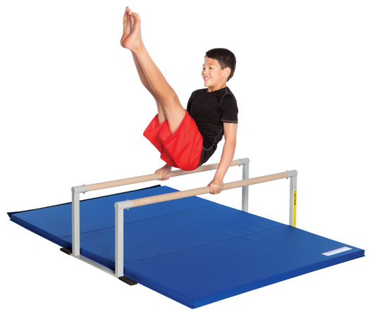 Low Parallel Bars for Home Use or The Gym