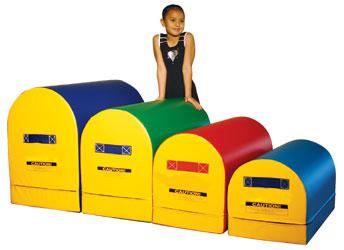 Gymnastics Mailbox - Foam Mailboxes