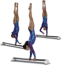 Gymnastics Parallel Bar