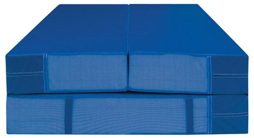 Blue Tri-Fold practice mats