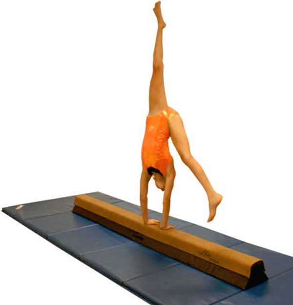 Balance beams for home use or gyms free shipping for Beams for home