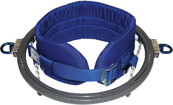 Rotator Twisting Belt Gymnastics Spotting Belt