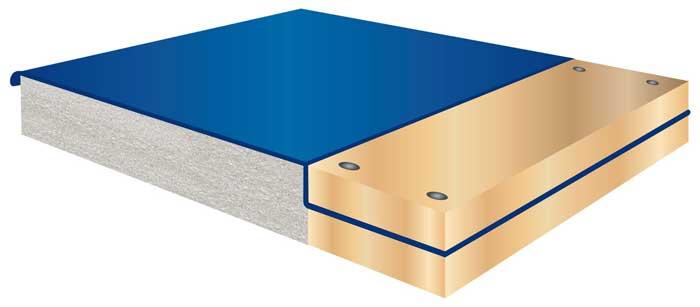 Foam Floor System