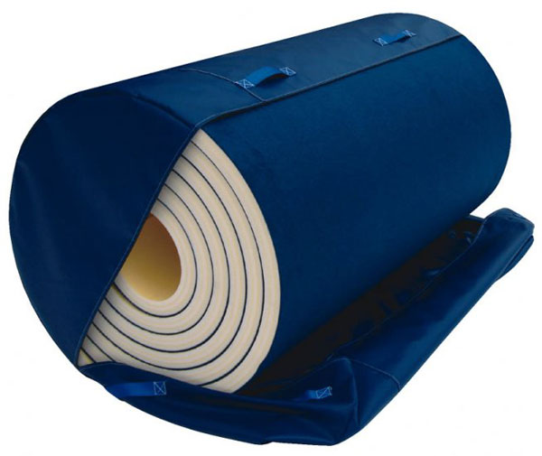 Storage Bags For Portable Gymnastics And Cheer Floor Rolls