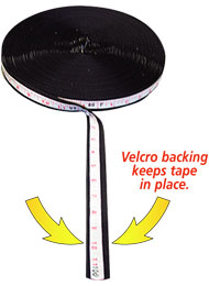 Tape Measure For Gymnastics Vault Runways