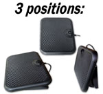Footrest Heater With Adjustable Positions