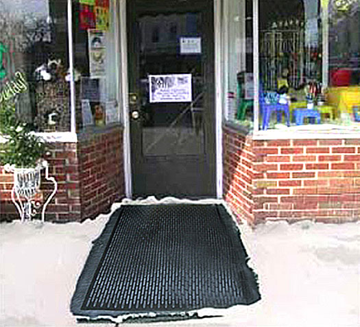 Snow Melting Mats | Ice Melting Mats