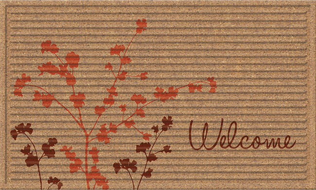 Welcome Door Mats: Simple Welcome