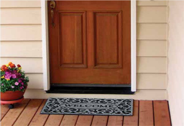 outdoor front door matsDurable Front Door Mats Made In USA