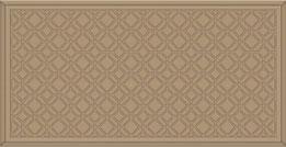 Utility Mats: Farimont Tiles - Oxford Tan