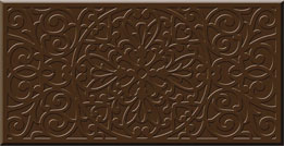 Mats for Kitchen: Metropolis - Chocolate