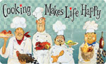 Foam Kitchen Mats: Cooking Makes Life Happy
