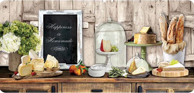 Foam Kitchen Mats: Happiness Is Homemade
