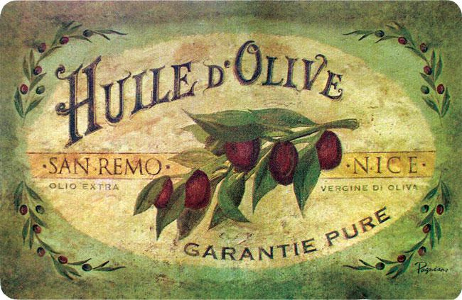 Good Vintage Olive Oil