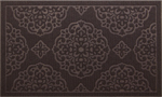 Brown Kitchen Mat: Brown Entry Mat