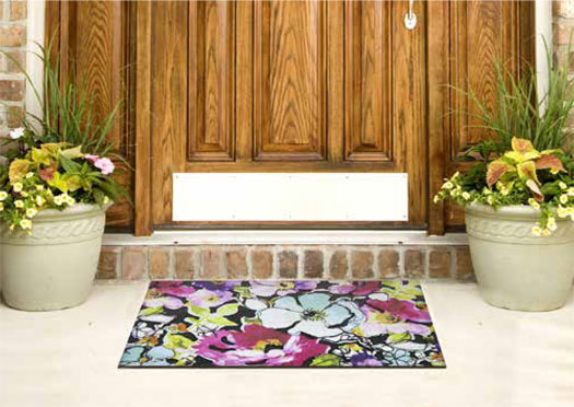 Colorful Doormats