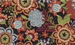 home door mat - Francesca Floral